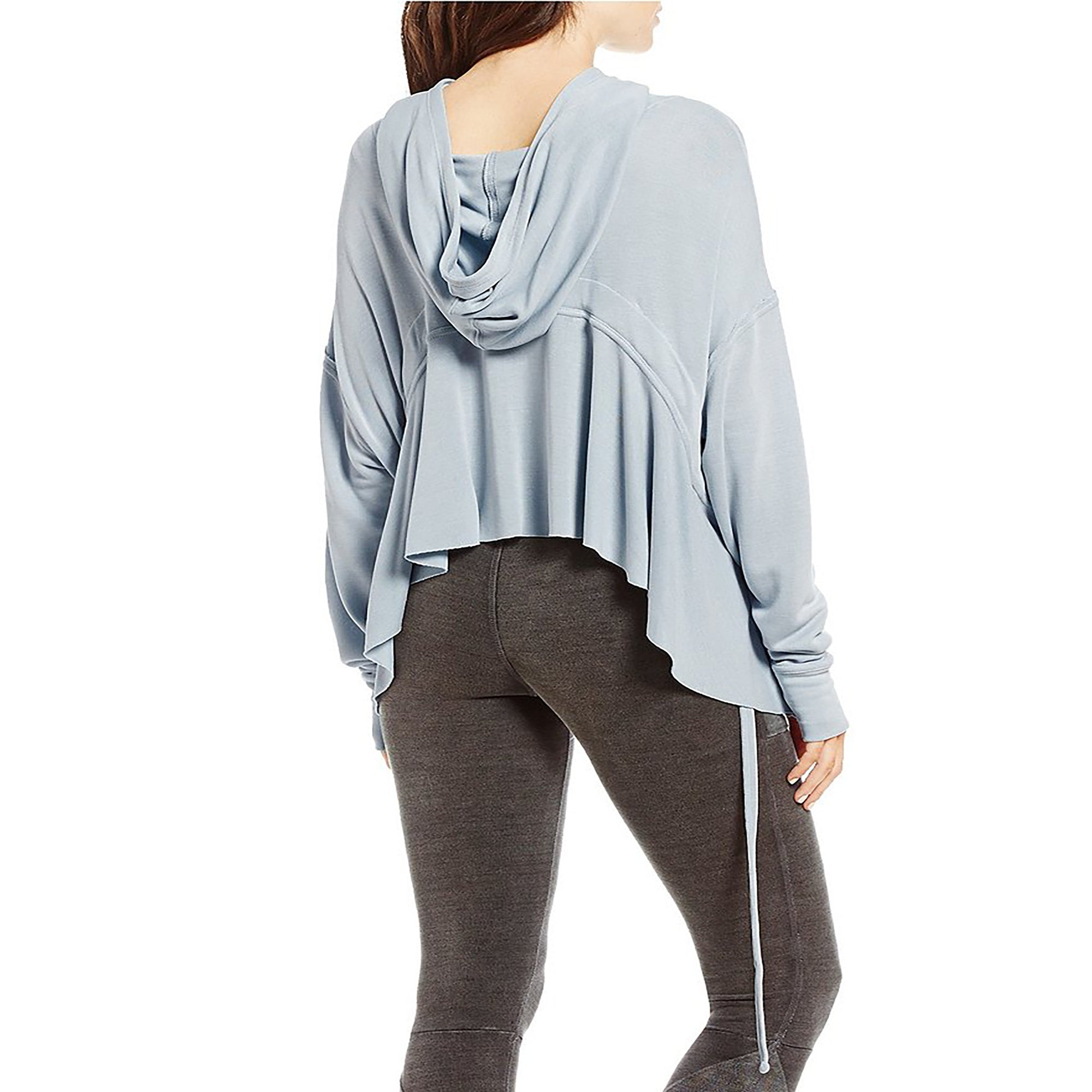 Ebb & Flow Free People Pullover Top with Hood