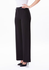 Guzella Basic Trouser - Black