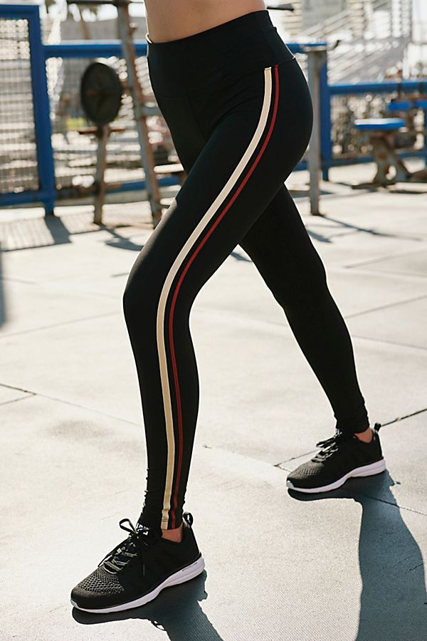 Free People High-Rise Ankle Length Freestyle Legging Solid