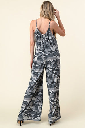 Wide Leg Jumpsuit at {price}