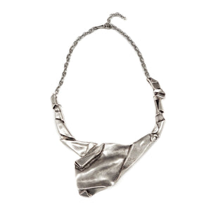 Bohemian Necklace - Pewter
