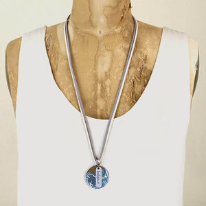 Jewelry - Round Balance Necklace at {price}