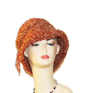Queen Red Multi Crochet with Side Tie