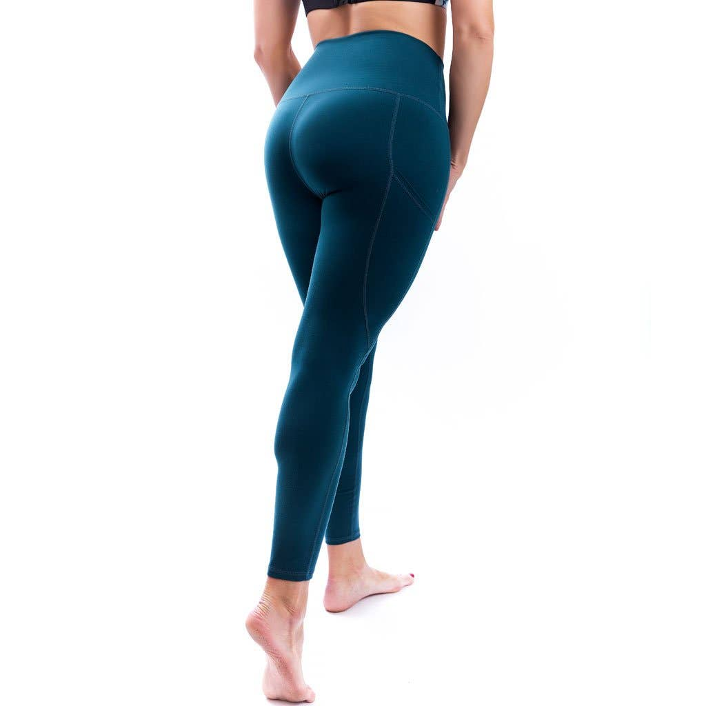 Guardian Moisture Wicking 7/8 length Leggings