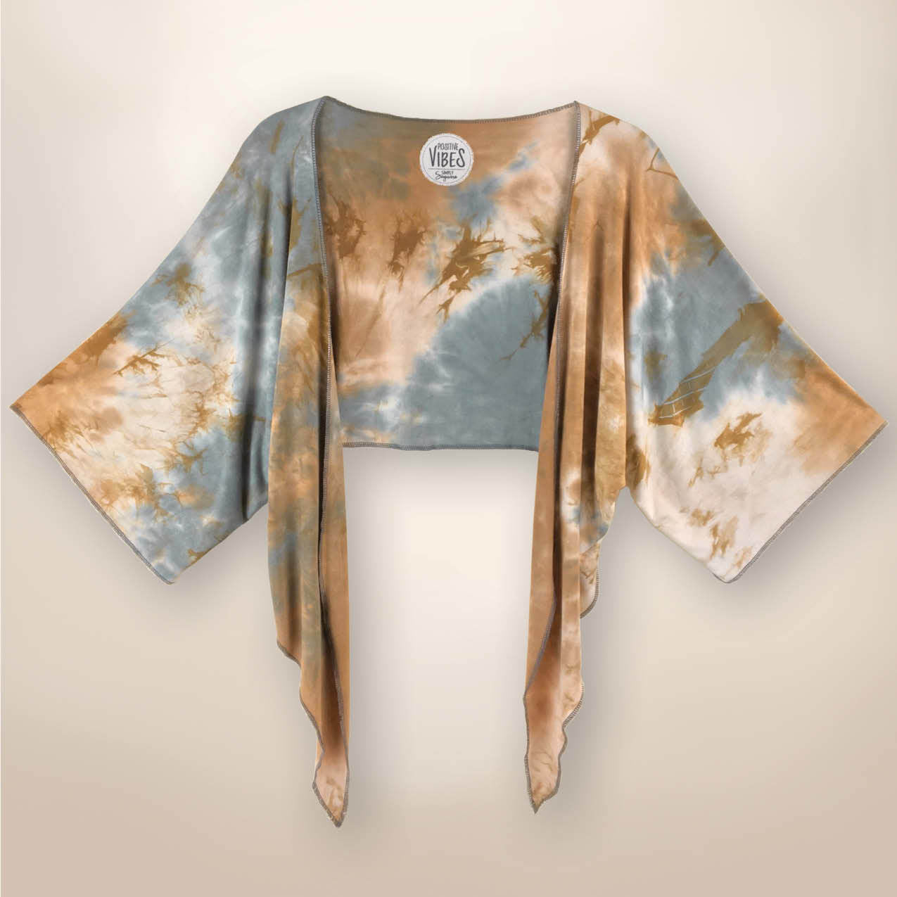Harper Bolero Tie Dye Jacket at {price}