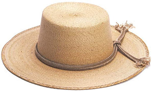 Carmen Cordobes Palm Leaf Natural Hat at {price}