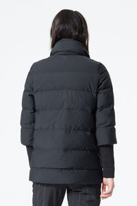 MPG Sophie Down Filled Industrial Parka Coat