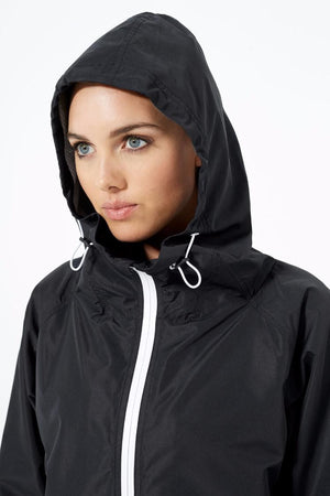Futura Rain Jacket - Black at {price}