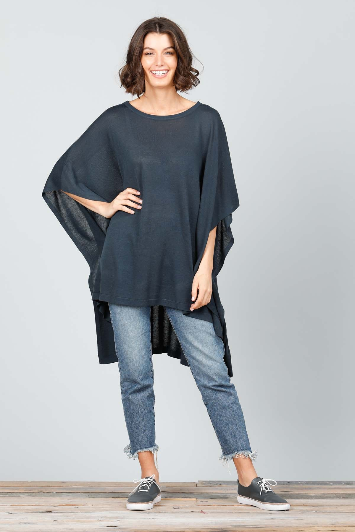 brave+true Vassa Knit Tunic Top
