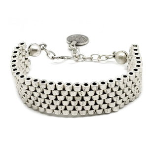 Men Bracelet - Unisex - Flat Weave at {price}