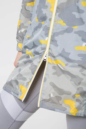 H20 Innovate Reversible Camo Jacket - Lemon at {price}