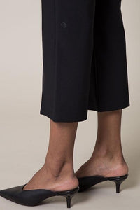 MPG Nine To Five Cropped Pant - Black