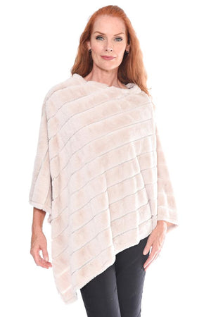 Asymmetrical Poncho at {price}
