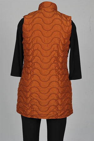 Elongated Vest at {price}