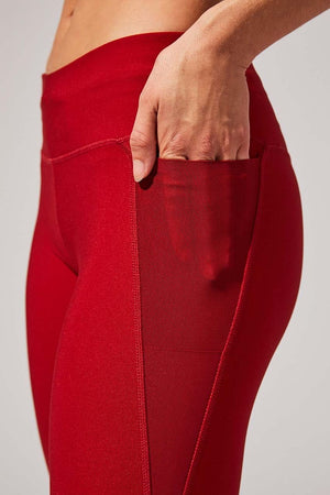 Rebounder Side Pocket Leggings at {price}