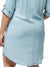 Denim Shirt Dress - Plus Sizes at {price}