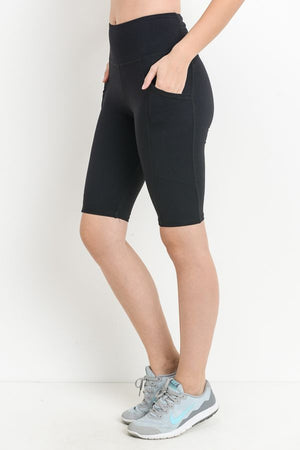 High Waisted Shorts Leggings