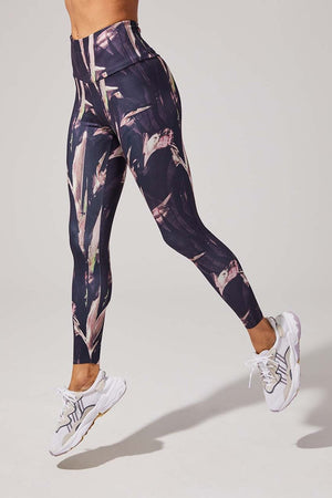 Strive 7/8 Leggings - Abstract Brush at {price}