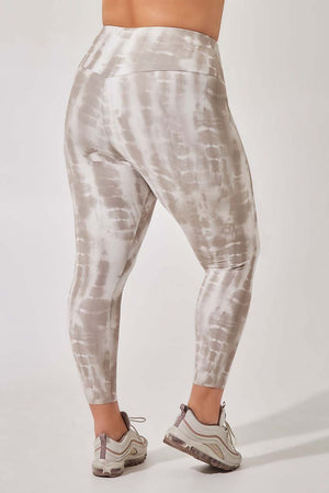 Strive Leggings - Neutral Tie Dye at {price}