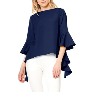 Double Layered Ruffle Top at {price}