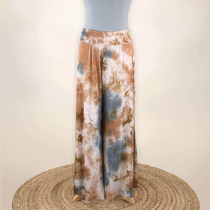 Tillie Tie Dye Gaucho Pants at {price}
