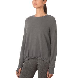Slouch Terry Pullover