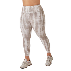 Strive Leggings - Neutral Tie Dye