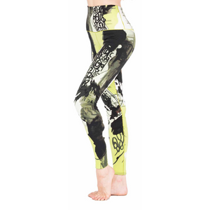 Double Layered Reversible Leggings