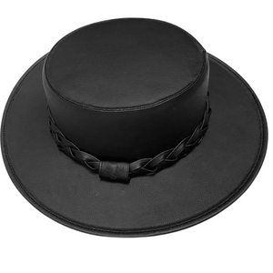 Cactus Cordobes Vegan Leather Hat