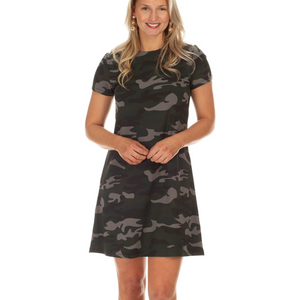 Duffield Lane Dresses - Camouflage Amber