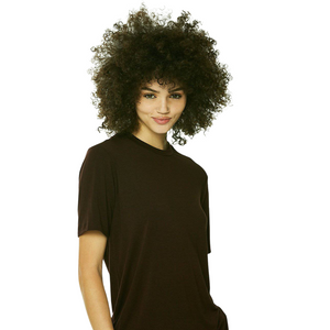 Eco Modal Tee Shirt - Chocolate