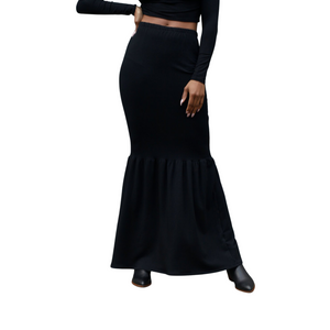 Trouffle Skirt - Black