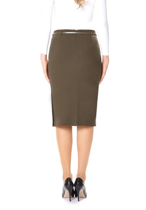 Pencil Skirt - Knee Length