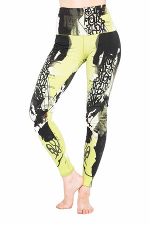 Double WB Reversible Leggings at {price}