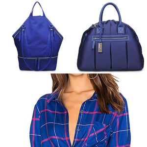 Sol and Selene Runway Tote - Navy