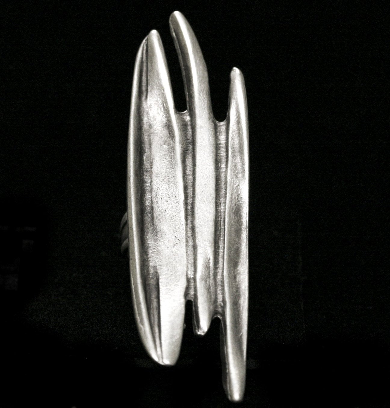 Cocktail Ring - Pewter
