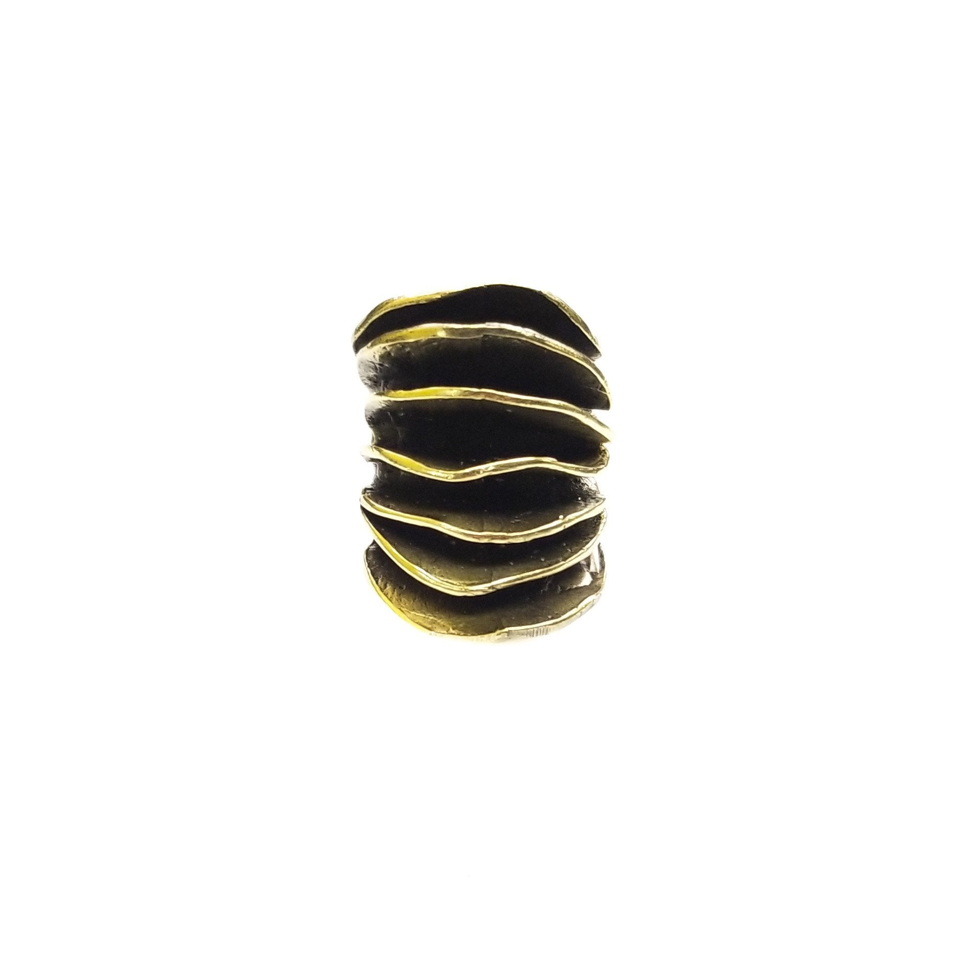 Layers Bronze Ring at {price}