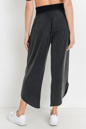 Tulip Pallazo Pants & Crop Top