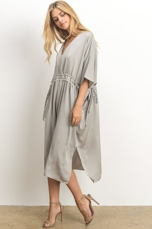 Mid-Length Kimono Dress at {price}