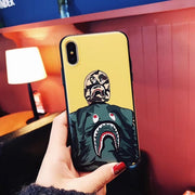 Bape Inspired Cartoon iPhone Case