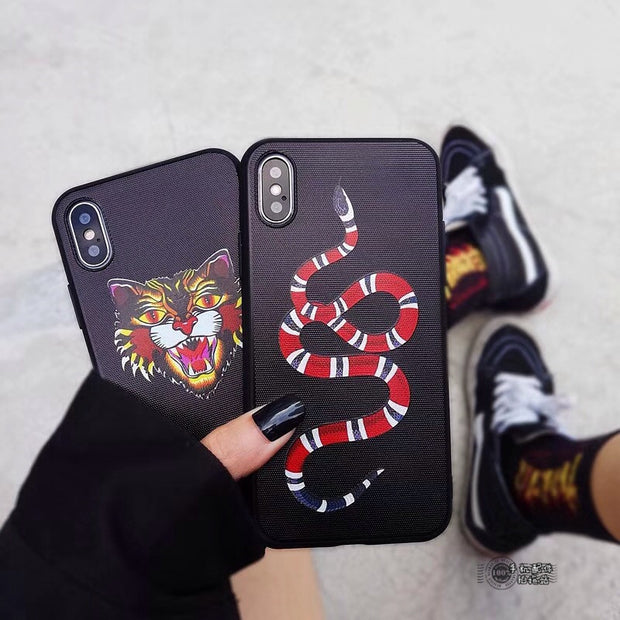 Gucci Inspired iPhone Case