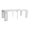 Amico Extendable Table - With 4 Leaves - Space Saving Furniture Australia