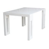 Amico Extendable Table - With 2 Leaves - Space Saving Furniture Australia