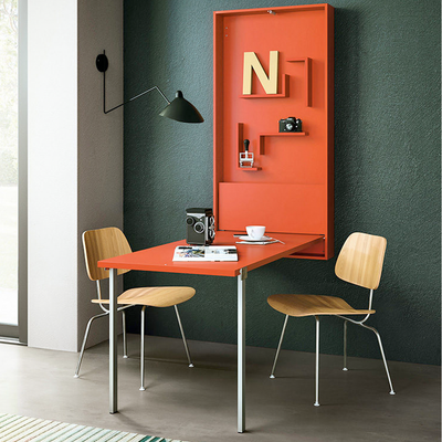 Intimo Wall Table - Extended - Space Saving Furniture Australia