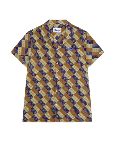 Printed shirt in silk - Limited Edition