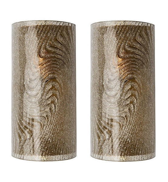 #5179-PAGG - Pair of Murano Sconces