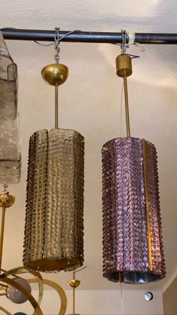 #5230-PIGG - Murano Chandelier (Choice of Color)