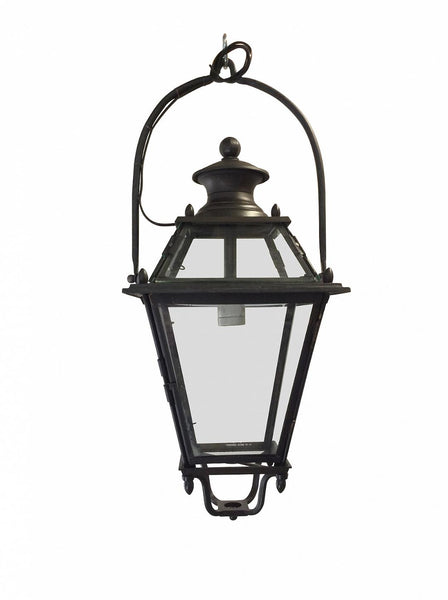 #5480-PIGG - Vintage Bronze Lanterns (8 Available)