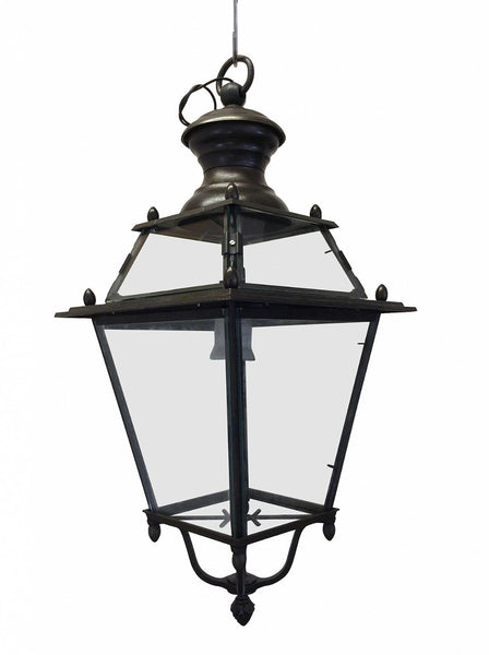 #5481-UAGG - Vintage Bronze Lanterns (6 Available)