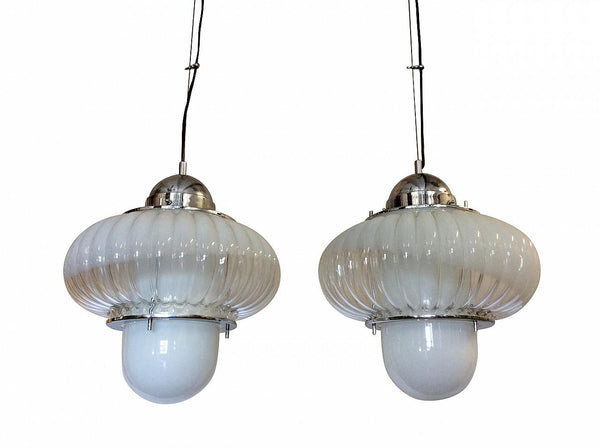 #5485-RIGG - Pair of Hanging Lights